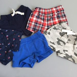 ❗️BOGO❗️5 pairs of shorts bundle